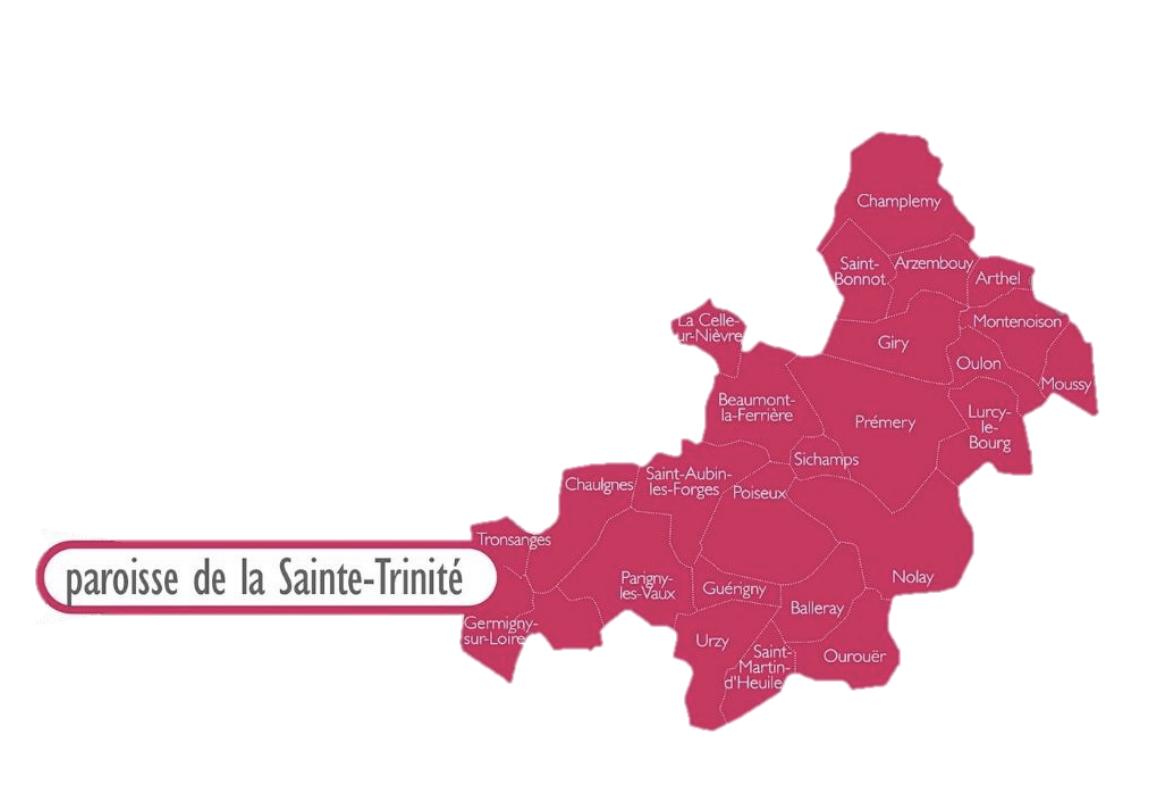paroisse de la Sainte Trinité