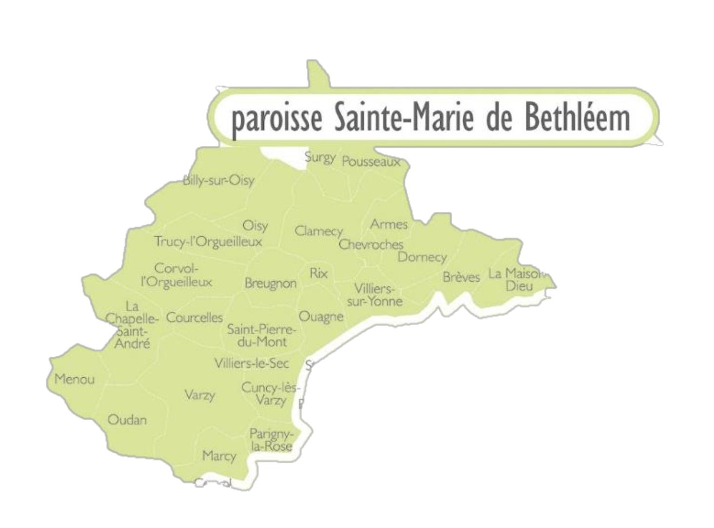 paroisse Sainte Marie de Bethléem